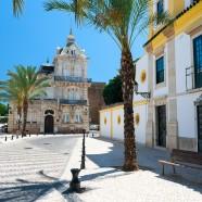 Faro Old Town, Portugal