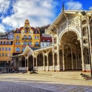 Karlovy Vary City Czech
